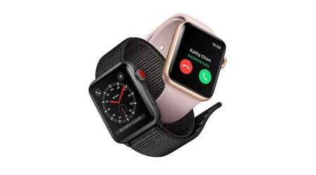 How Apple's new watch with e-SIMworks