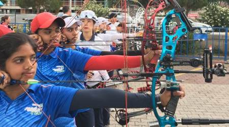 In windy Antalya, Jyothi Surekha Vennam brews a medal-storm