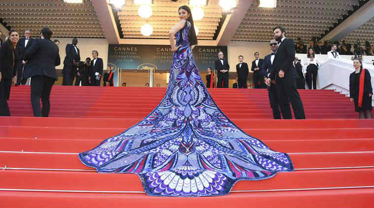 Aishwarya Rai Bachchan Cannes photos