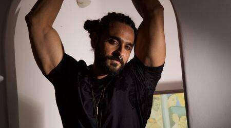 Ashish Sharma: Anupam Kher taught me that it's important to continueworking