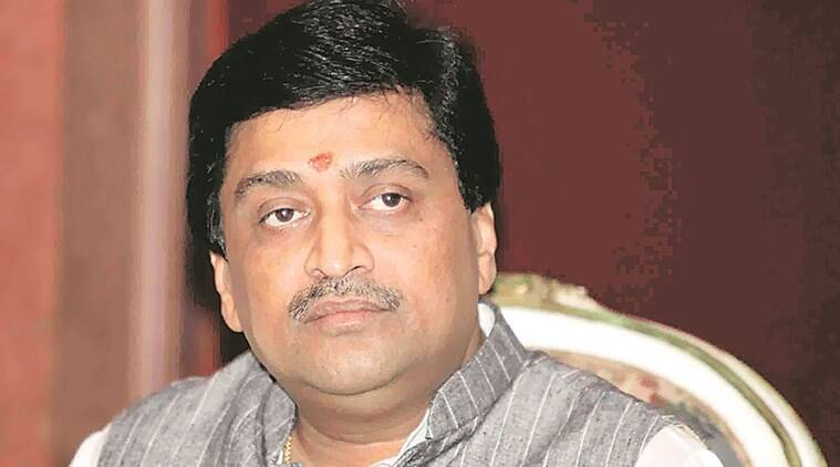 ashok chavan, maharashtra banker, sexual favours, maha congress, farmers wife, crop loan, indian express