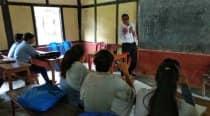 Assam's former top cop now teaches maths inschool