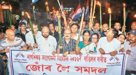 Simply Put: Why Citizenship Bill disturbs Assam