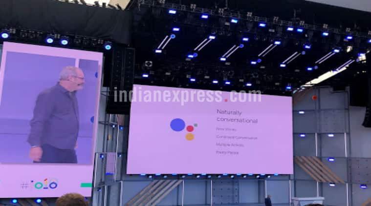 Google I/O 2018, i/o 2018, Google Assistant, Google Assistant I/O 2018, Google Assistant pretty please, Google Assistant features, Google Assistant food delivery, Assistant digital assistant, IO 2018