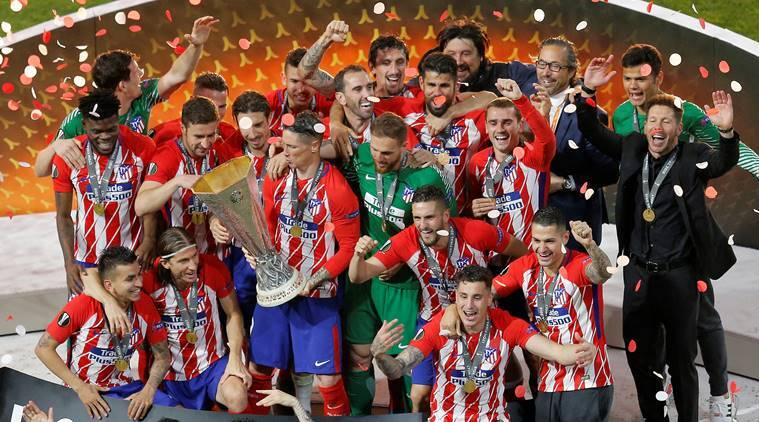Atletico to hand Spain Europa League glory - bookies