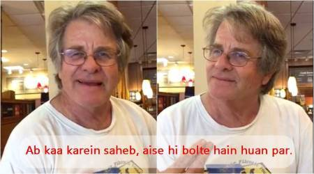VIDEO: This Australian gentleman's Bihari accent is so on point that it will take you by surprise