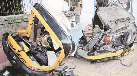 Mumbai: Auto driver killed, another injured in collision with tanker