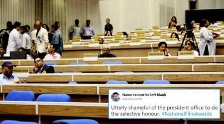 68 awardees boycott National Film Awards 2018 ceremony; Twitterati laud the move