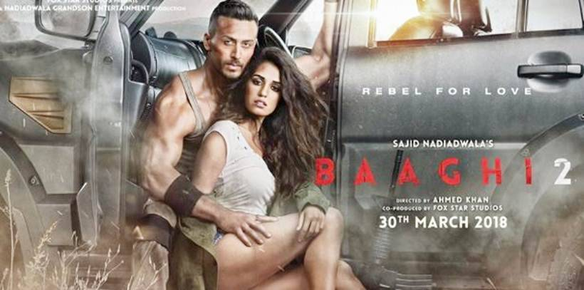 baaghi 2 box office