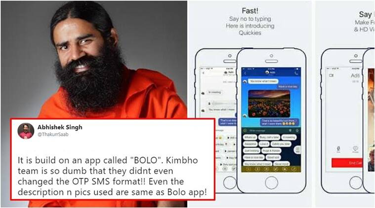 Patanjali launches its own WhatsApp for Local Indians