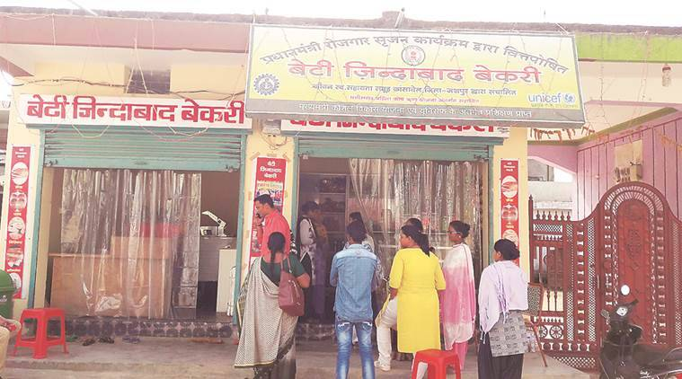 Trafficking victims script success story with bakery in Chhattisgarh town