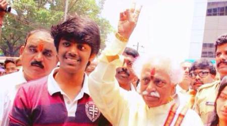 Bandaru Dattareya's 21-year-old son Vaishnav dies of heart attack in Hyderabad