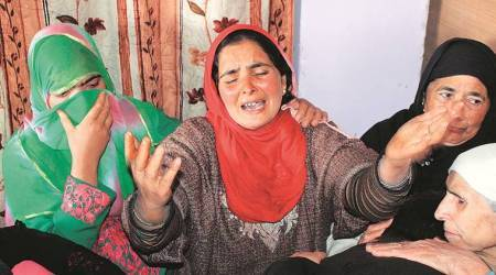 J-K: What was their fault, ask relatives of 3 youths shot dead by militants