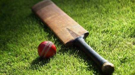 Bowler's unsportsmanlike behaviour prevents batsman from maiden ton in local English league