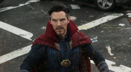 Benedict Cumberbatch miffed with lack of Doctor Strange merchandise