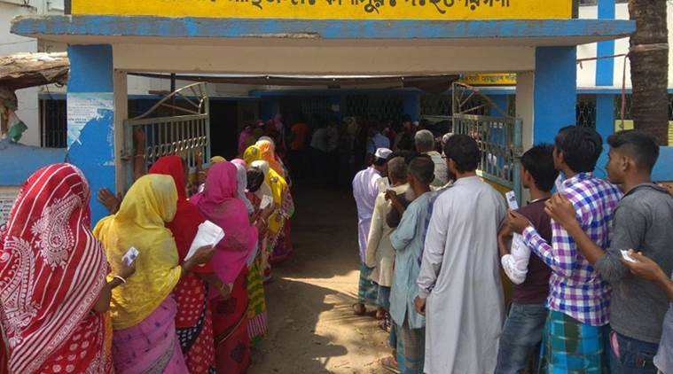 Just promises, no action: Bhangar residents stop power grid work