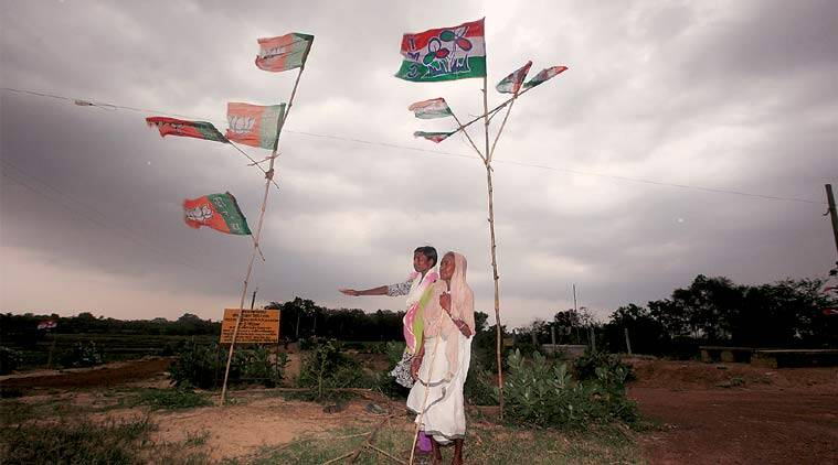 West Bengal panchayat elections: To ensure there is a contest today, Opposition makes it TMC vs rest
