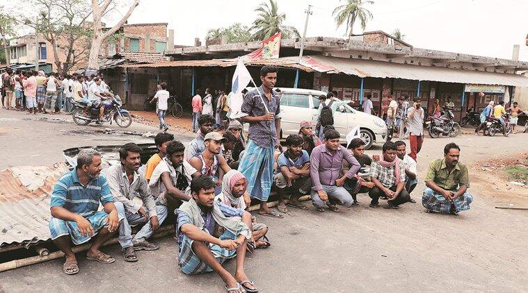 Panchayat polls: Stray incidents of violence in WB