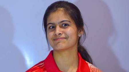 I will continue to shoot in juniors for next four years, says Manu Bhaker