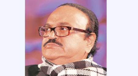 Chhagan Bhujbal in hospital with chestpain