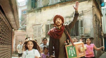 Bioscopewala movie review: The Danny Denzongpa film realises only some of its greatpotential