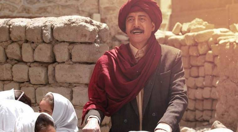 Bioscopewala starring Danny Denzongpa is based on this story