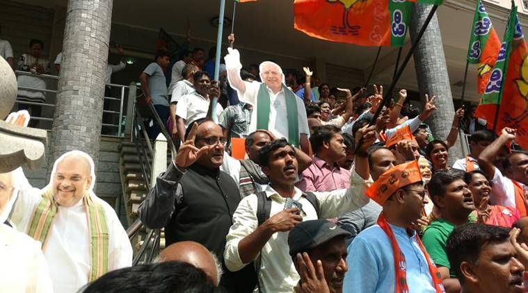 Karnataka assembly election results: Numbers give BJP big boost ahead of 2019 LS polls