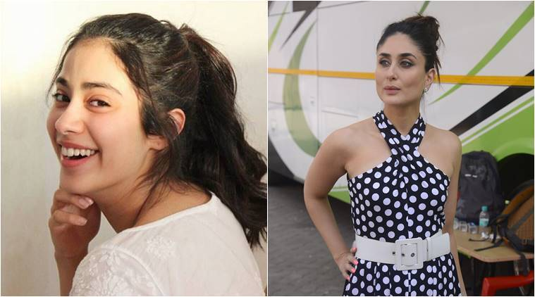 Bollywood fashion, celeb fashion, Janhvi Kapoor, Kareena Kapoor Khan, Sonam Kapoor, indian express, indian express news