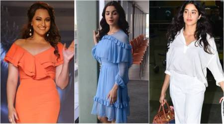 Bollywood Fashion Watch for May 2: Alia Bhatt and Sonakshi Sinha flirt with bold colours