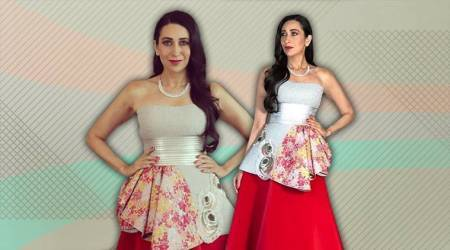 Bollywood Fashion Watch for May 28: Karisma Kapoor's goldfish avatar is a big disappointment