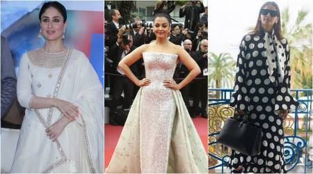 Bollywood Fashion Watch for May 14: Sonam arrives in style and Aishwarya stuns at Cannes