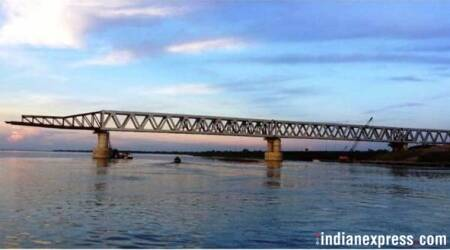 Bogibeel: Five things you need to know about India's longest road-rail bridge