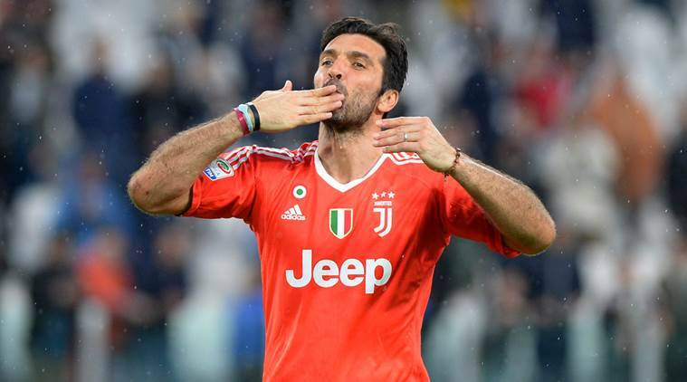 Gianluigi Buffon joins PSG for final shot at Champions League glory