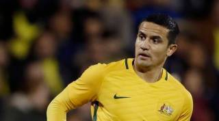 Martin Boyle strikes twice as Australia farewell Tim Cahill with Lebanon win