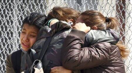 California high school shooting: Chaos after multiple shooting reports, 1 studentwounded
