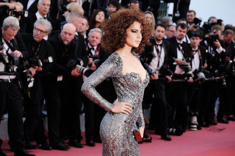 kangana ranaut photos cannes