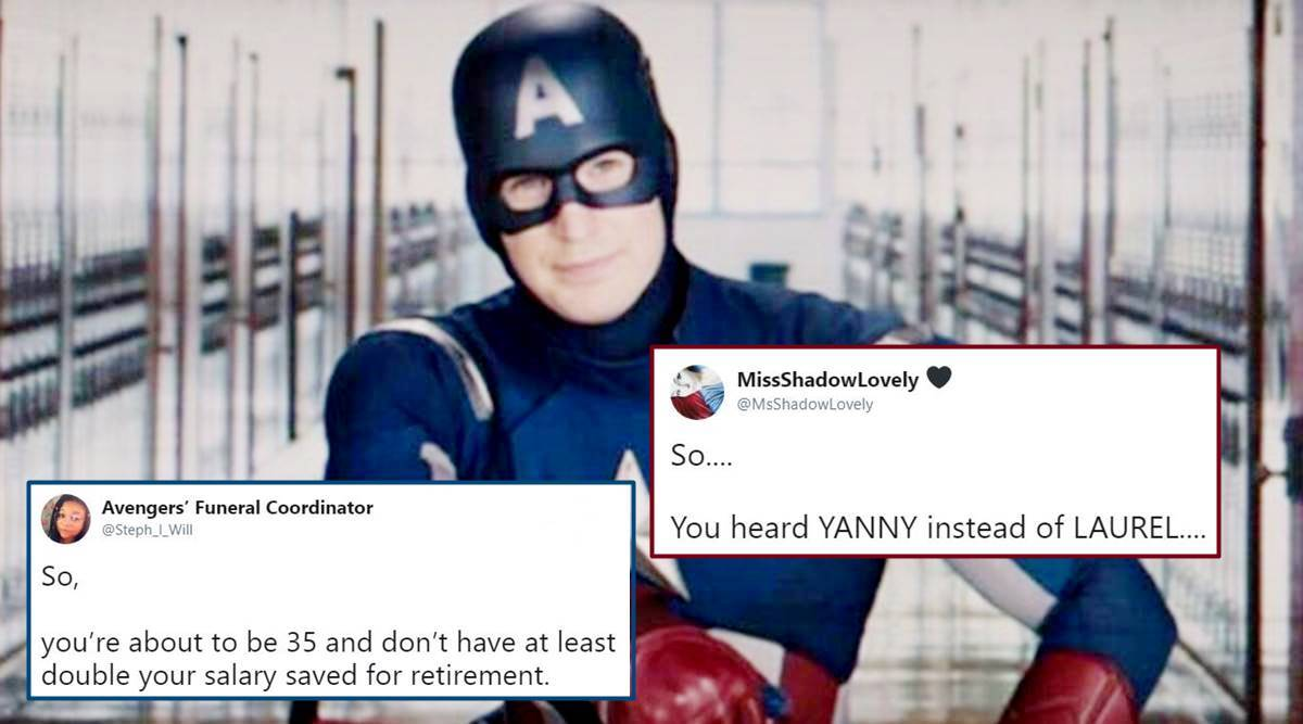 Avengers Infinity War Fans These Captain America Memes Are