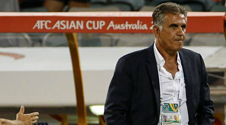 Carlos Queiroz to quit as Iran coach after FIFA World Cup 2018