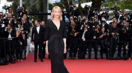 Cannes 2018: Cate Blanchett condemns lack of female filmmakers at women'smarch