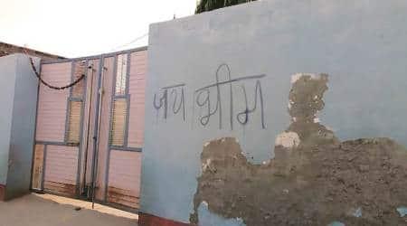 Lucknow: Villagers wake up to find 'Jai Bhim' written on their walls