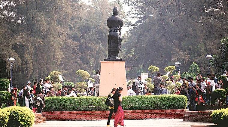 Delhi University question paper sparks fears of privacy and bias