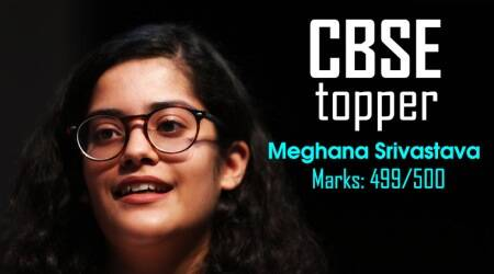 CBSE 12th result 2018: Topper Meghana Srivastava aims to pursue Psychology (Hons), wants to do community service