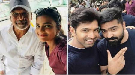 Arun Vijay, Aishwarya Rajesh wrap up shooting for Mani Ratnam's Chekka Chivantha Vaanam