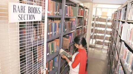 Dwarka Dass Library, Chandigarh: A date withhistory