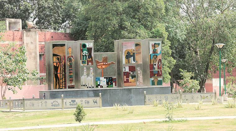 'Mini Chandigarh' comes up in Sector 7 VIP area in the city