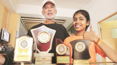 Mohali girl makes cut for Young India fellowship Award in Squash