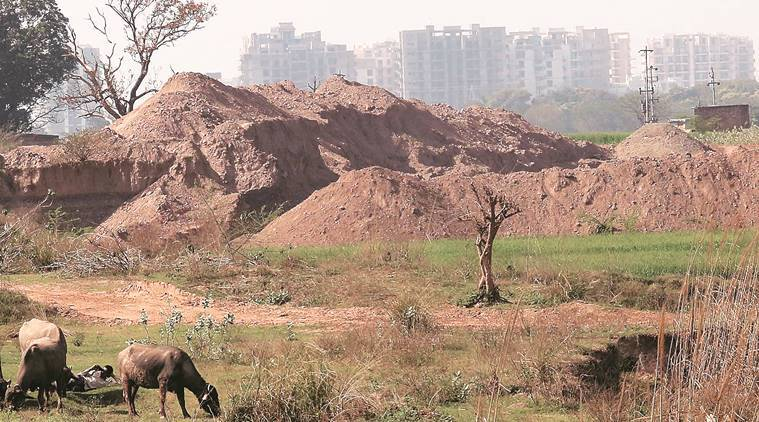 Punjab sand crisis: 107 mines auctioned in four rounds, only 23 are operational