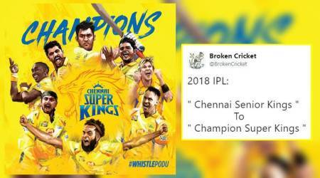 IPL 2018 Final: 'Chennai are Super Kings!' Fans celebrate Watson's 100 and CSK's THIRD win