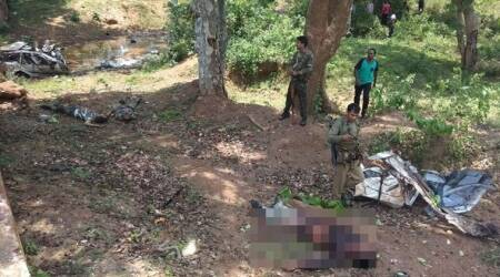 Seven Chhattisgarh policemen killed in IED blast triggered by Maoists