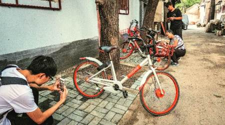 Beijing orders almost 1 million unused bicycles off city roads